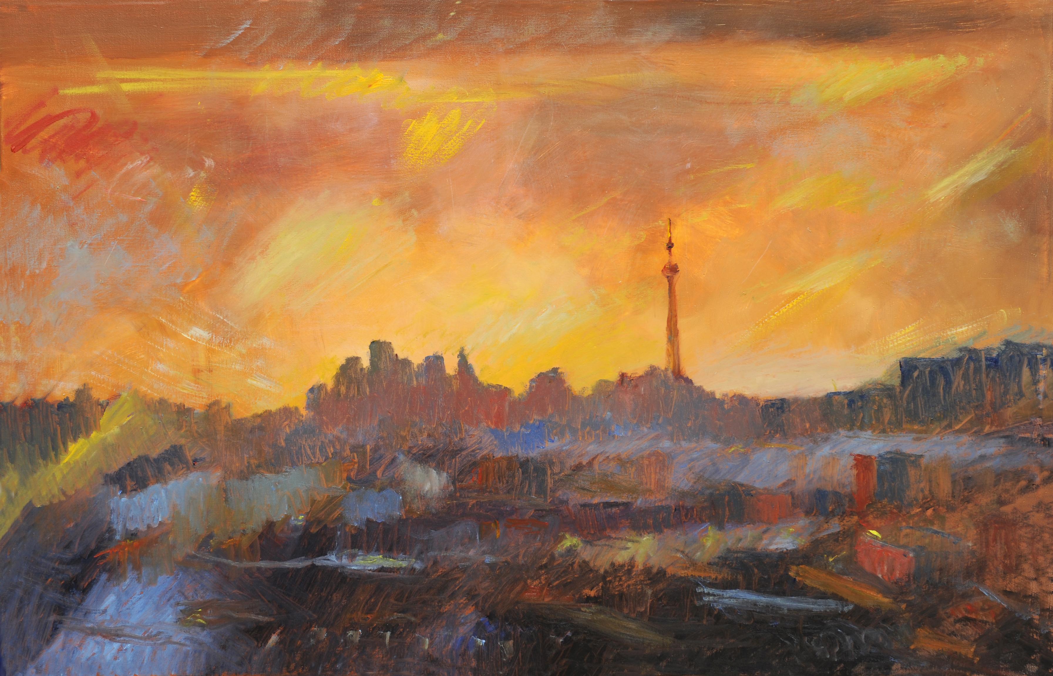 Original Landscape Oil Paintings for Sale