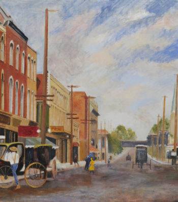 Main St. North, Brampton, 64x38, OonC