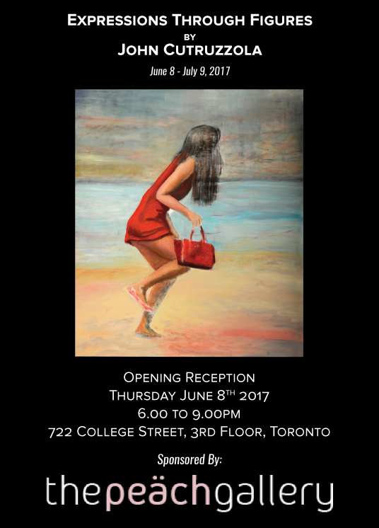 Opening Reception on June 8 at Peach Gallery
